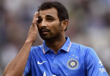 Mohammed Shami ruled out of Asia Cup