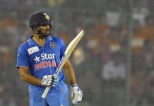 1st match : India beat Bangladesh by 45 runs