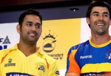 Fleming to coach the Rising Pune Supergaints