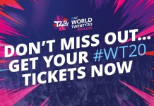 ICC WT20 2016 TICKETS now on sale
