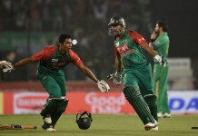 Bangladesh beat Pakistan by 5 wickets to qualify for final