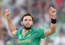 Shahid Afridi is back : Pakistan won by 55 run over Bangladesh