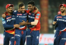 Delhi Daredevils Register their first win in this IPL