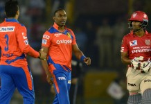 Gujarat Lions Register thier first win in IPL