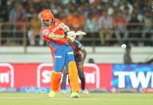 Gujarat Lions on top of the table