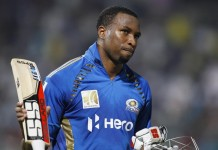 400 sixes for Pollard second best record