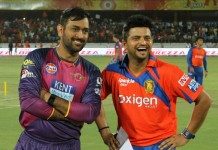 Finally Raina to miss first ever match in IPL