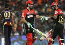 RCB won 2 in a raw they are on fire