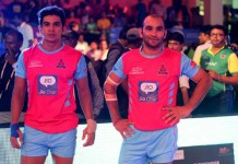 Jaipur Pink Panthers Team & Players: Pro Kabbadi League 2016