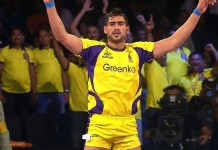 Telugu Titans Team & Players: Pro Kabbadi League 2016