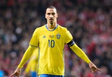 Zlatan Ibrahimovic has suggested he will retire from international football