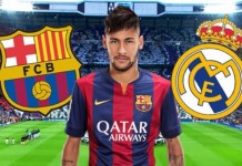 Neymar joined Barcelona and rejected Real Madrid for £21m