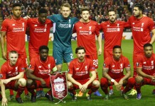 Liverpool squad list : Premier League