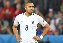 DIMITRI PAYET's agent has met with Real Madrid