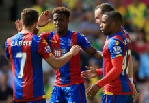 Crystal Palace fixtures for the 2016/17 Premier League season