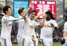 Swansea City fixtures for the 2016/17 Premier League season