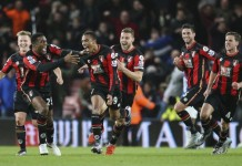 Bournemouth fixtures for the 2016/17 Premier League