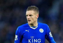 JAMIE VARDY rejects Arsenal and agreed a new £100,000 a week contract with Leicester