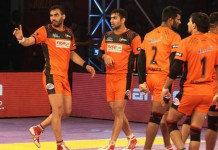 U Mumba Team & Players: Pro Kabbadi League 2016