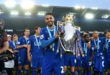 Leicester City fixtures for the 2016/17 Premier League season