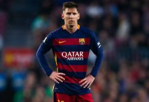Six Toughest Players according to Messi