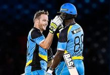 St Lucia Zouks beat defending champion in opening match
