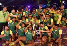 Patna Pirates Team & Players: Pro Kabbadi League 2016
