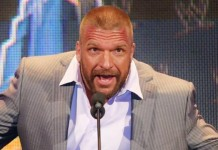 Triple H live on Facebook for CWC