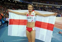 JO PAVEY will compete next month at a record fifth Olympic Games