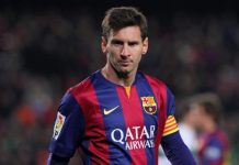 Lionel Messi could leave Barcelona