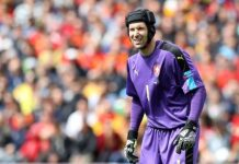 Petr Cech announced his retirement from international football