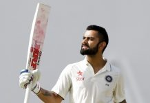 India vs West Indies 1st test Day-1, India - 302/4