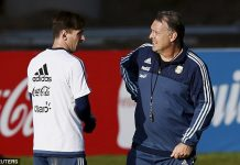 After Messi, coach Gerardo Martino also quits from Argentina