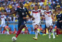 France vs Germany 2nd Semi Final Live Telecast TV channels