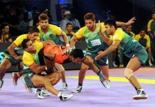 Results of Pro Kabaddi League 2016, Season 4 matches