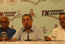 Players draft of the Tamil Nadu Premier League (TNPL)
