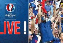 UEFA Euro 2016 Semifinals and Final Matches Live