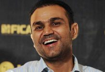 Three Li 's are in fashion : Virender Sehwag
