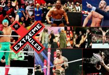 Most popular shows on the WWE