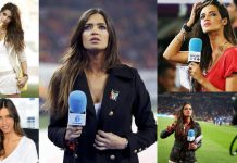 Hot Female Sports Reporters & Presenters