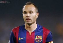 Iniesta wants to retire from Barcelona