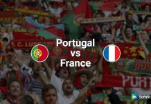 Portugal vs France Euro Cup Final Live Telecast TV channels