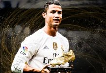 Cristiano Ronaldo is the joint-fourth highest-paid celebrity in the world
