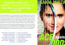 Sania Mirza's autobiography 'Ace Against Odds' is out now