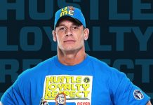 John Cena also fan of Virat Kohli