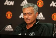 We decided four targets: Mourinho