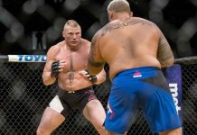 UFC 200: Brock Lesnar beats Mark Hunt