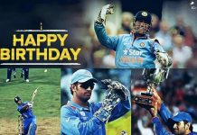 Happy Birthday Captain Cool : MS Dhoni turns 35