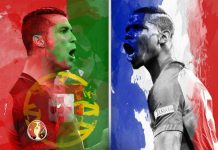 Portuguese are the winners of Euro 2016