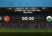 1st semifinal : Portugal vs Wales match prediction